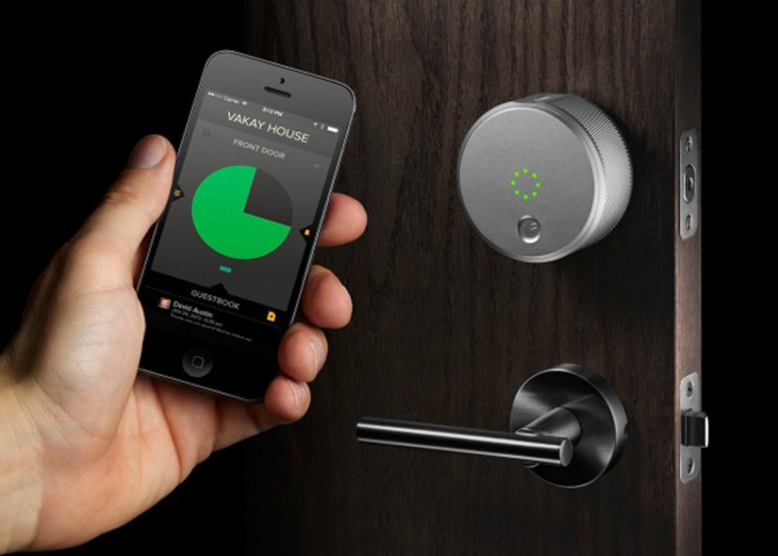 August Smart Lock, available on Amazon.com