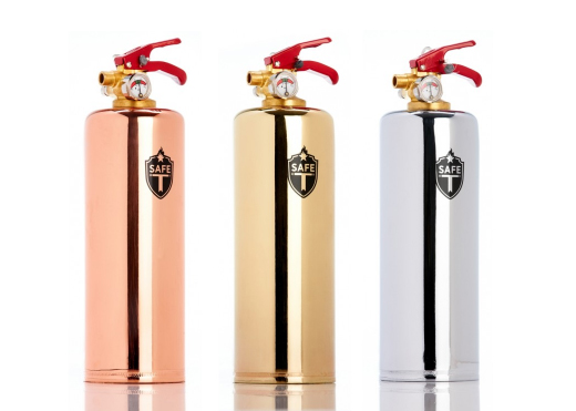 Fire extinguishers from Safe T