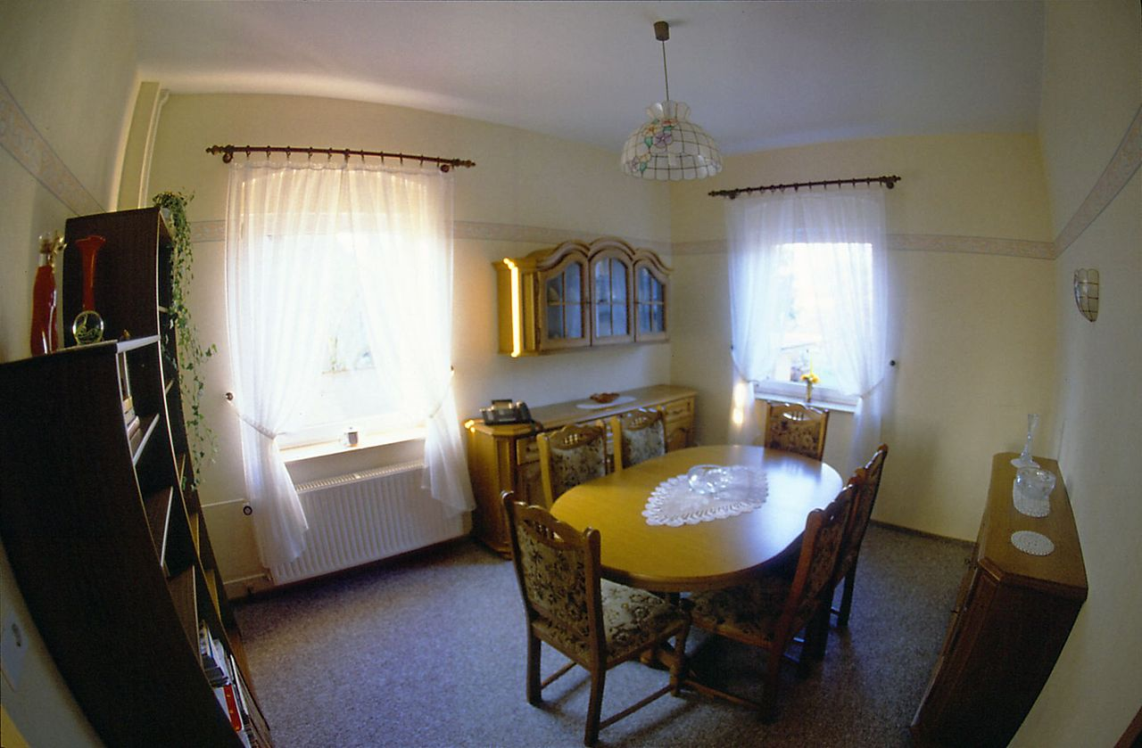 Using fisheye lense for property photography can be very deceiving.