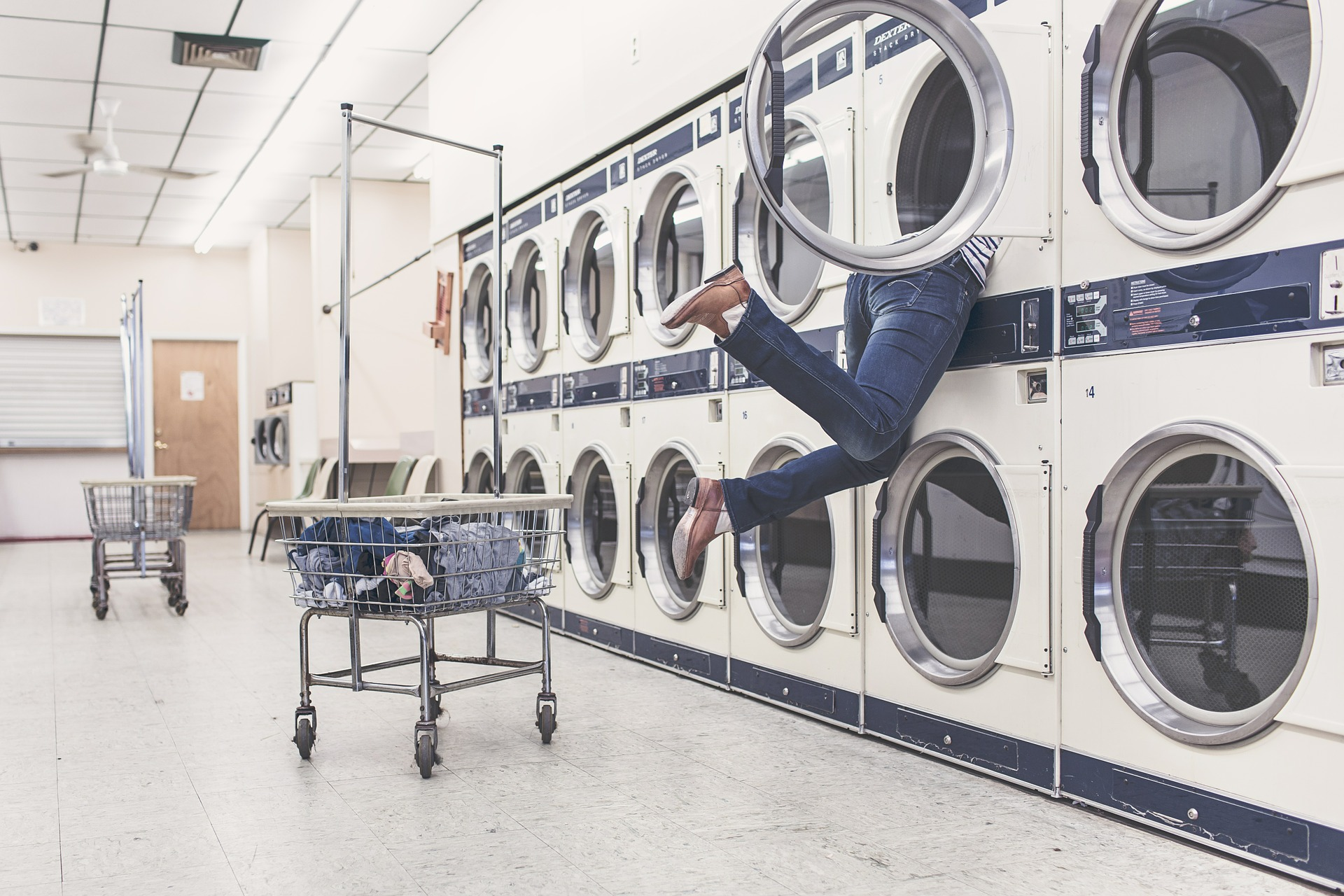 Even changing your laundry habits will affect the amount of energy usage.