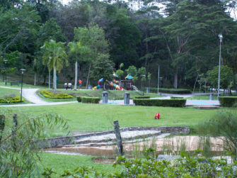 What is to become of TTDI's beloved public park?