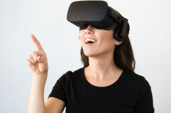 Viewing properties with VR