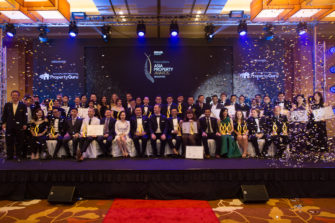 Recipients of the recent Asia Property Awards 2017 (Singapore)