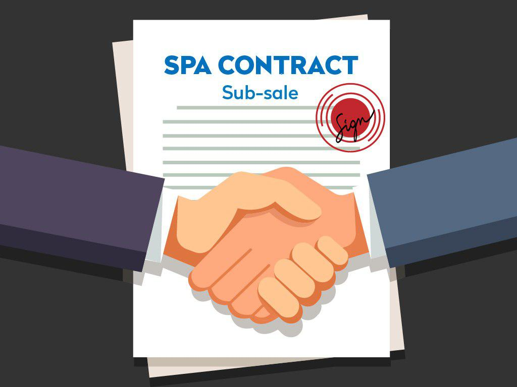 sales and purchase agreement  sub sale  in malaysia guide