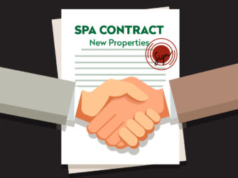 Sales and Purchase Agreement in Malaysia (New Property)