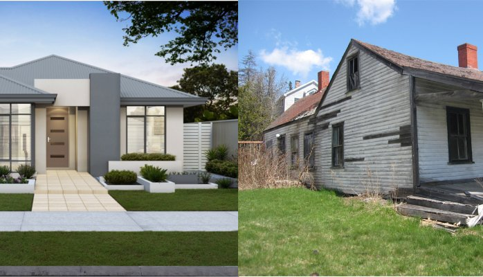 Should you purchase a new house or an old house? Is it better to buy a house under construction or one that has been completed or occupied? & New vs. Old homes? Decide which to buy - Rooftalks - Property ...