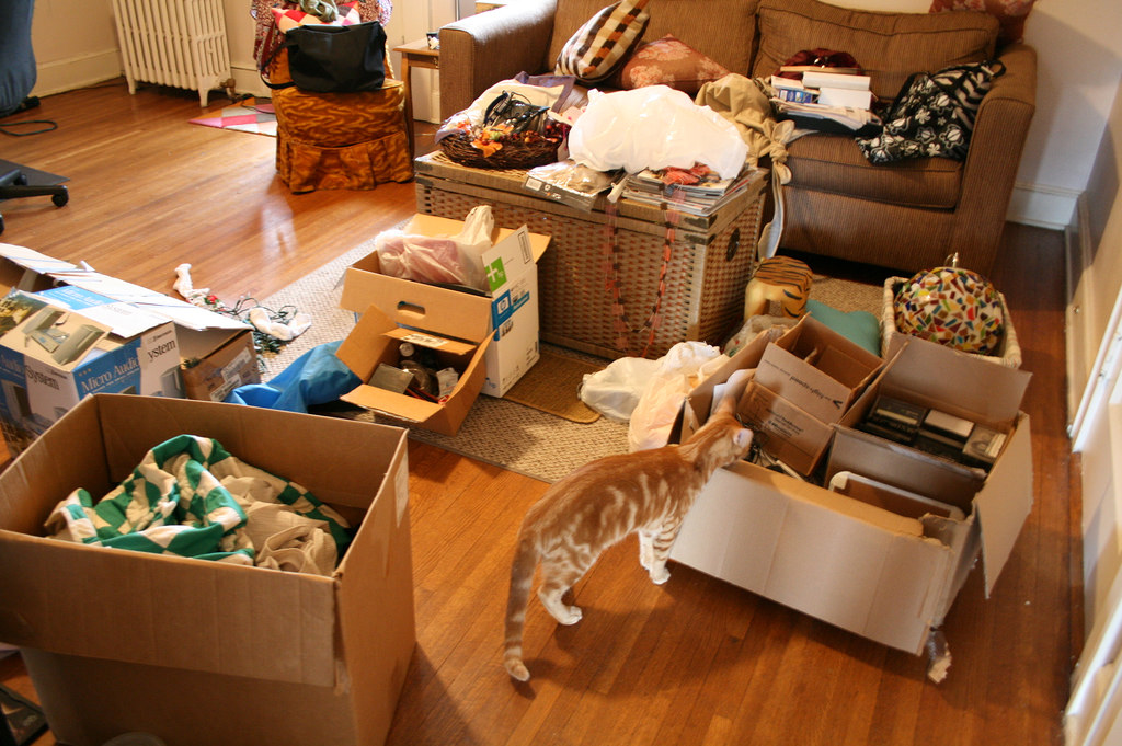 Decluttering was hyped like crazy but does it really help us?